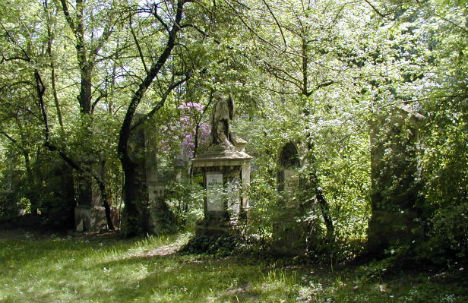A hidden gem: Vienna's St Marx cemetery