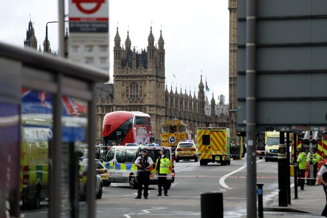 What should you do during a terror attack?