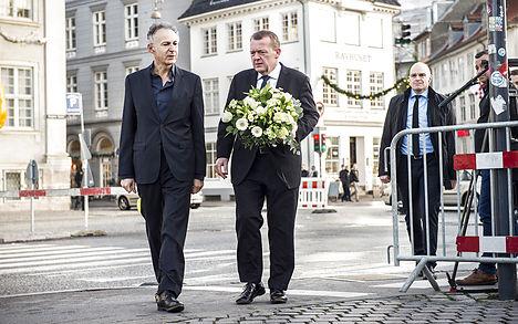 Danish PM: Paris attacks 'a dark day in Europe'