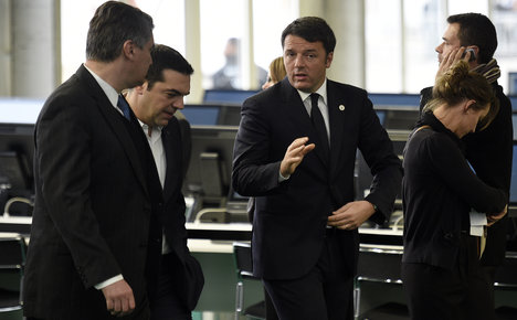 Italy to take key role in climate change fight: PM