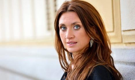 Nordic Noir star pens Eurovision hope