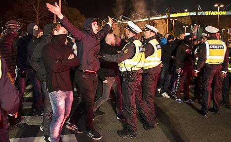 Copenhagen suburb 'most violent' in Denmark
