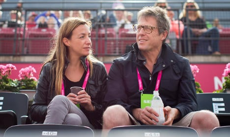Hugh Grant plans to tear down new Swedish home