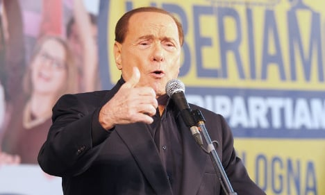 Berlusconi may face 'bunga bunga' retrial