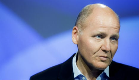 Telenor CEO was behind chairman exit