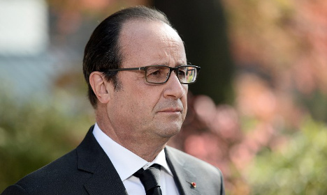 Forbes: Hollande behind Cameron, Slim, Buffett