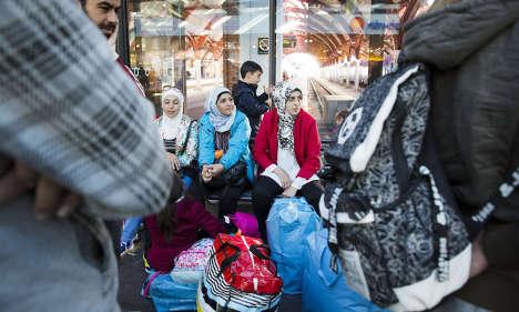 Sweden and Denmark in refugee war of words