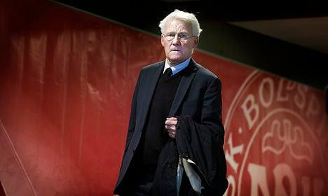 Denmark's failed Euro 2016 bid end for Olsen