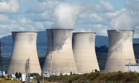 Security tight at France's nuclear power plants