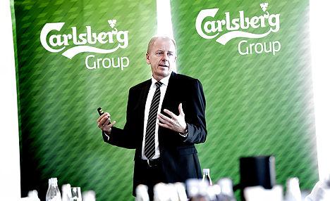 Carlsberg cuts 2,000 jobs as Russian market sours