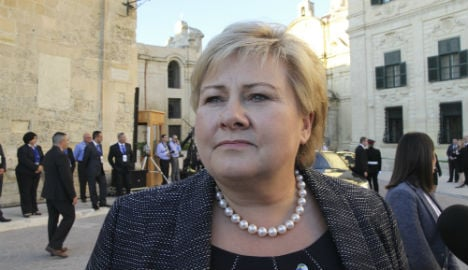 PM: Norway will not pursue border controls