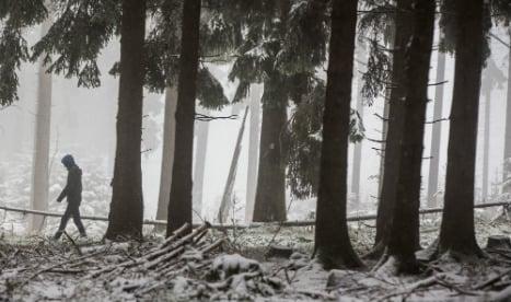 Weathermen warn of snowy weekend ahead