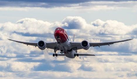 Norwegian ranked most fuel efficient airline