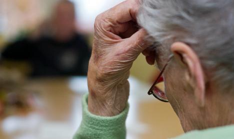 Half of Germans fear dementia in old age