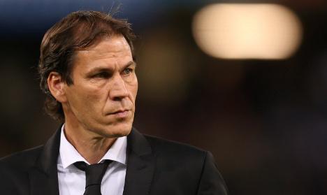 Roma coach: 'Terrorism won't stop us'