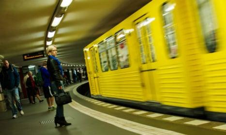 New hotel squashes Berlin U-Bahn tunnels