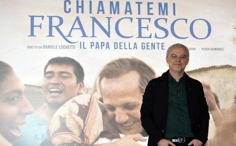 New film recalls pope's darkest moments