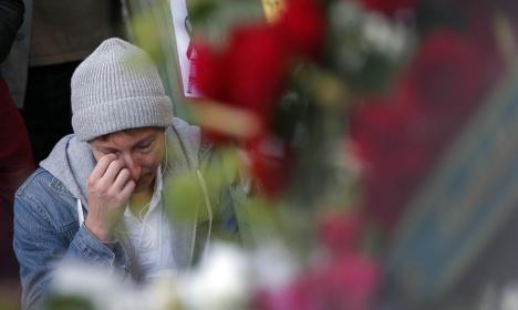 Swedish woman killed in Paris was from Västerås