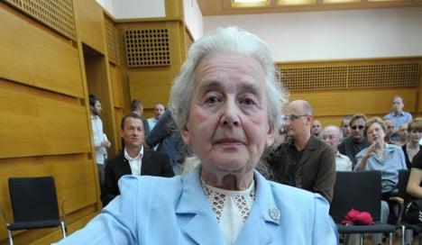 'Nazi Grandma' put in jail for Holocaust denial