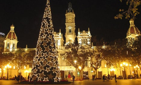 What's on in Spain: December 2015