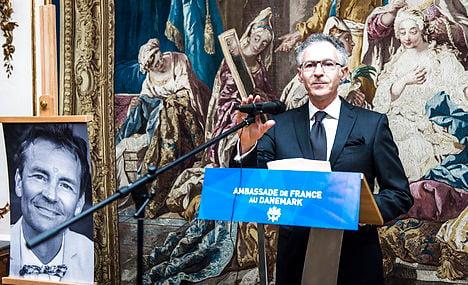 France honours Danish terror victims
