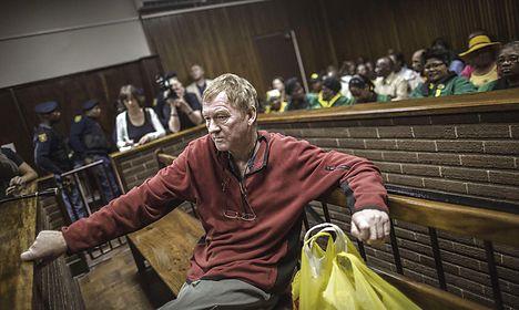 Danish mutilation suspect denies wife's hit