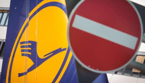 Lufthansa cabin crew confirm week-long strike