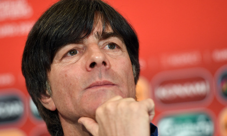 German football team to mull Holland game