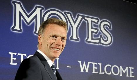 Real Sociedad sack ex-Manchester United manager David Moyes