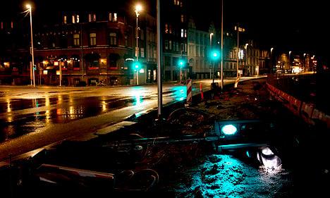 Storm Gorm rocks Denmark like a hurricane