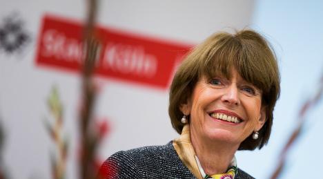 'I won't back down' after attack: Cologne mayor