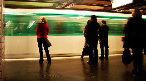 Paris terror plotter 'took Metro after attacks'