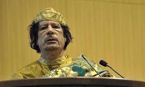Gaddafi tried to buy FC Copenhagen: book