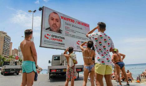 Spain arrests British drug smuggler on top ten most-wanted fugitive list
