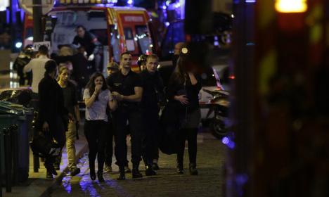 Bataclan hostage: 'I feel like I've been born again'