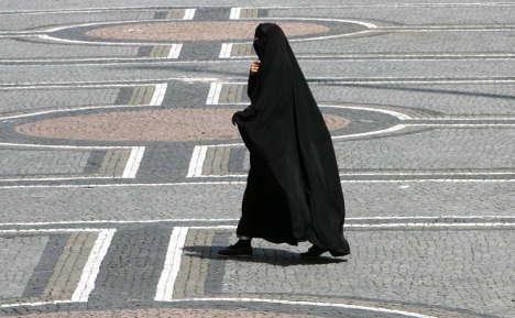 Bavarian conservatives want national burqa ban