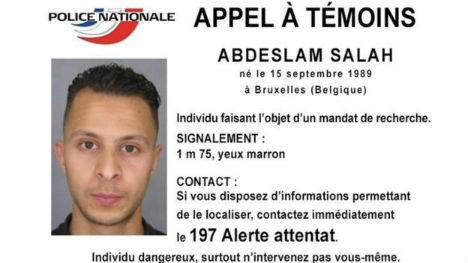 Paris attacks suspect visited Austria