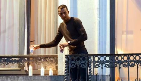 Paris suspect's brother 'convinced' he bottled it