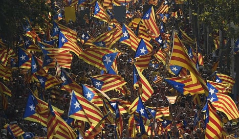 Exodus of 1,000 businesses from Catalonia over independence drive