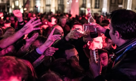French find heart to welcome 'best' Beaujolais