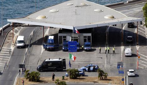 Italian police bungle sparks false terror scare