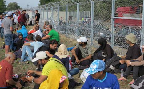 Bishop: Refugee zones like concentration camps