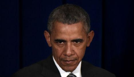 Obama: Paris summit to show 'we are not afraid'
