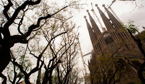 Police seize jihadi recruiters by Barcelona's Sagrada Familia church