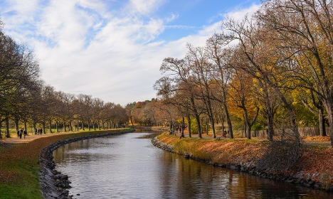 Stockholm enjoys driest October on record