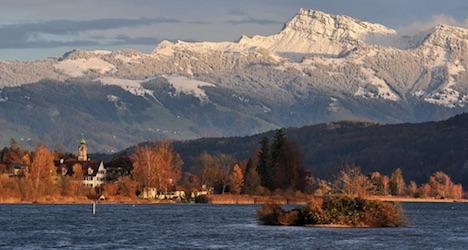 Zurich man dies from hiking fall in Saint Gallen