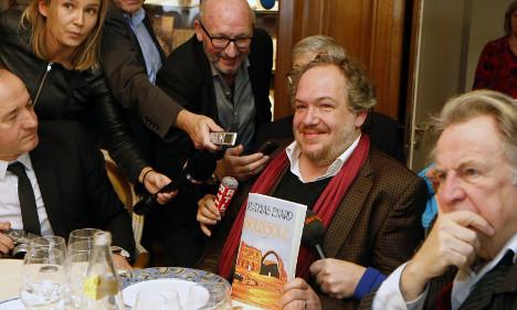 Mathias Enard wins France's top literary prize