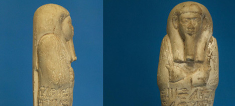 Looted ancient statue returned to Egypt