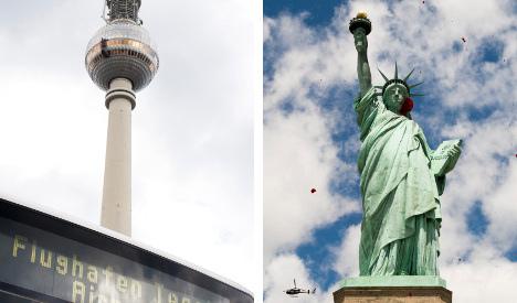 Teens' New York jaunt costs Berlin €40,000