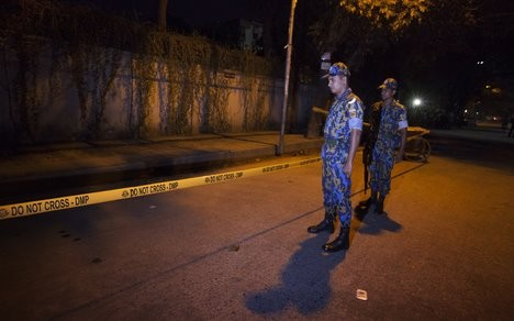 Italian priest wounded in Bangladesh shooting